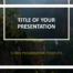 Free Gorge Template for PowerPoint