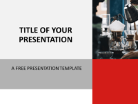 Modern Business Template for PowerPoint