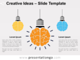 Free Creative Ideas for PowerPoint