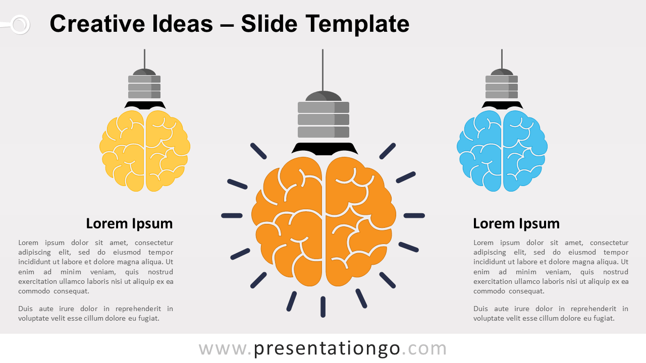 Free Creative Ideas for PowerPoint and Google Slides