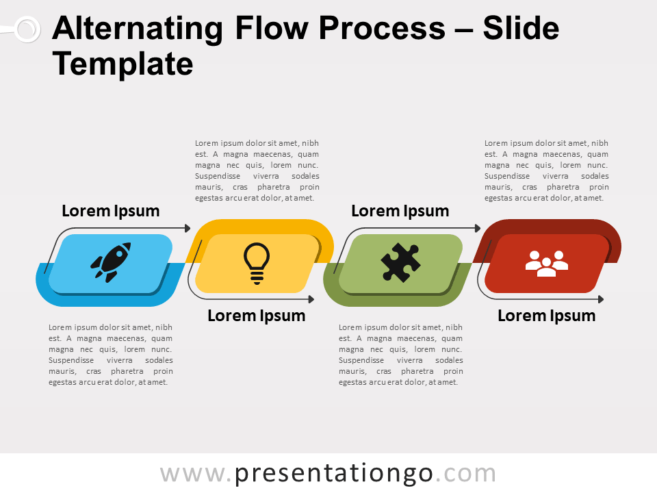 Free Process Templates For Powerpoint And Google Slides
