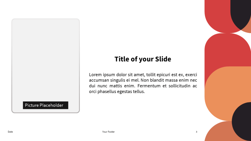 Modern - Abstract Geometry Template for PowerPoint and Google Slides - Slide 3