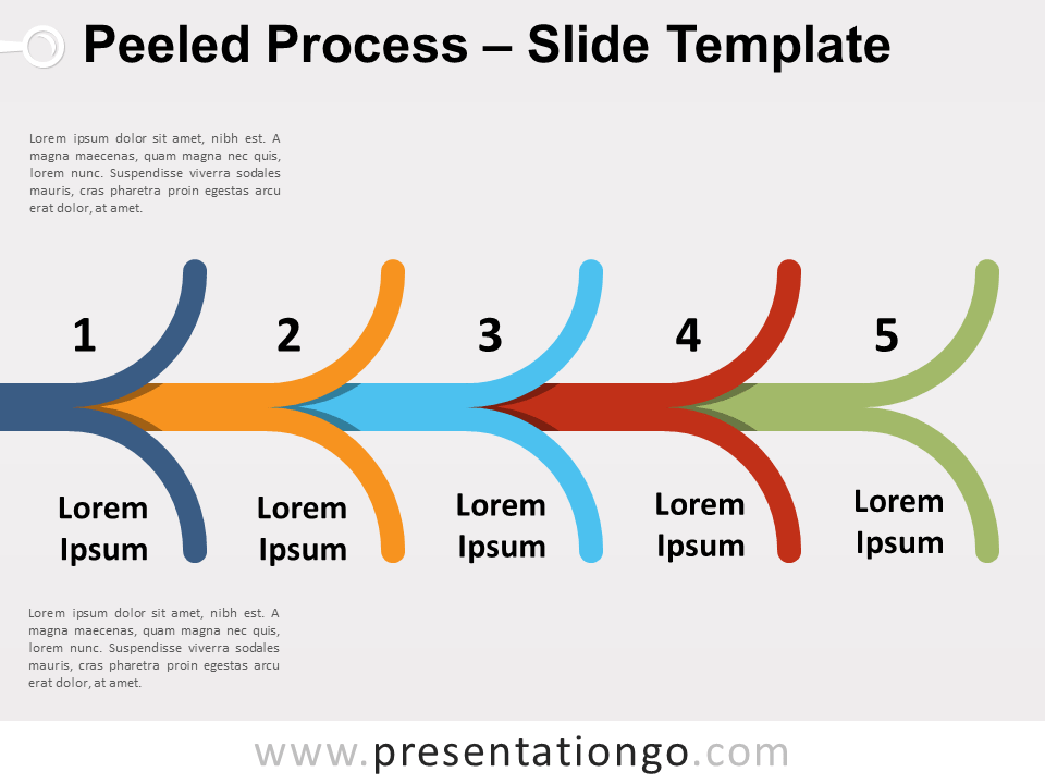 Free Peeled Process for PowerPoint
