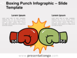 Free Boxing Punch for PowerPoint