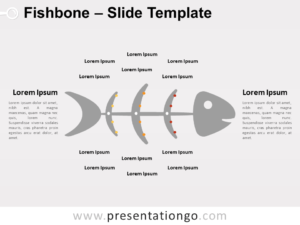 Free Fishbone for PowerPoint