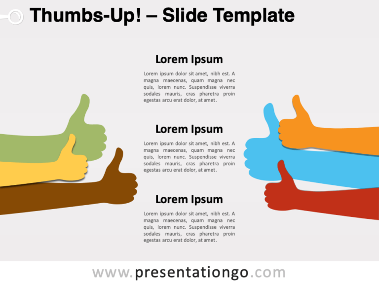 Free Thumbs-Up for PowerPoint
