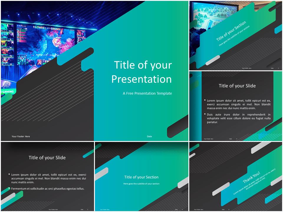 Free Technology Powerpoint Templates Presentationgo Com