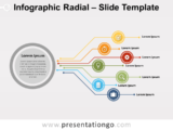 Free Infographic Radial for PowerPoint