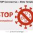 Free STOP Coronavirus for PowerPoint