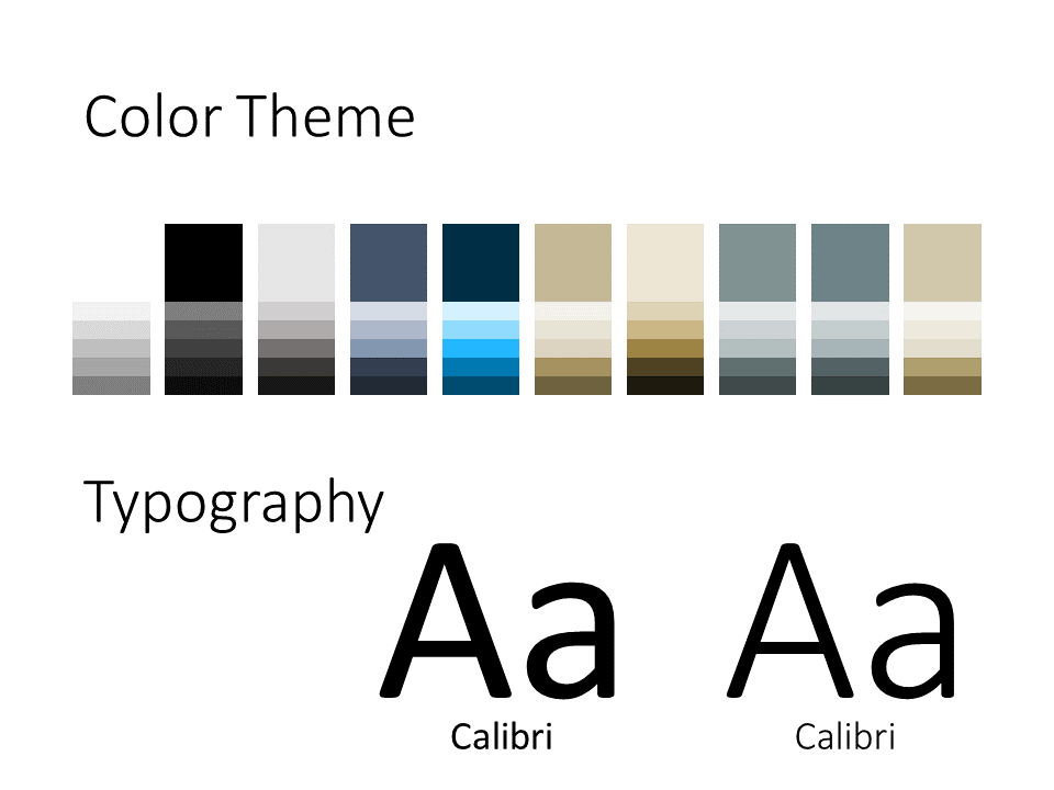 Free UNIVERSITY Education Template for PowerPoint - Colors Fonts