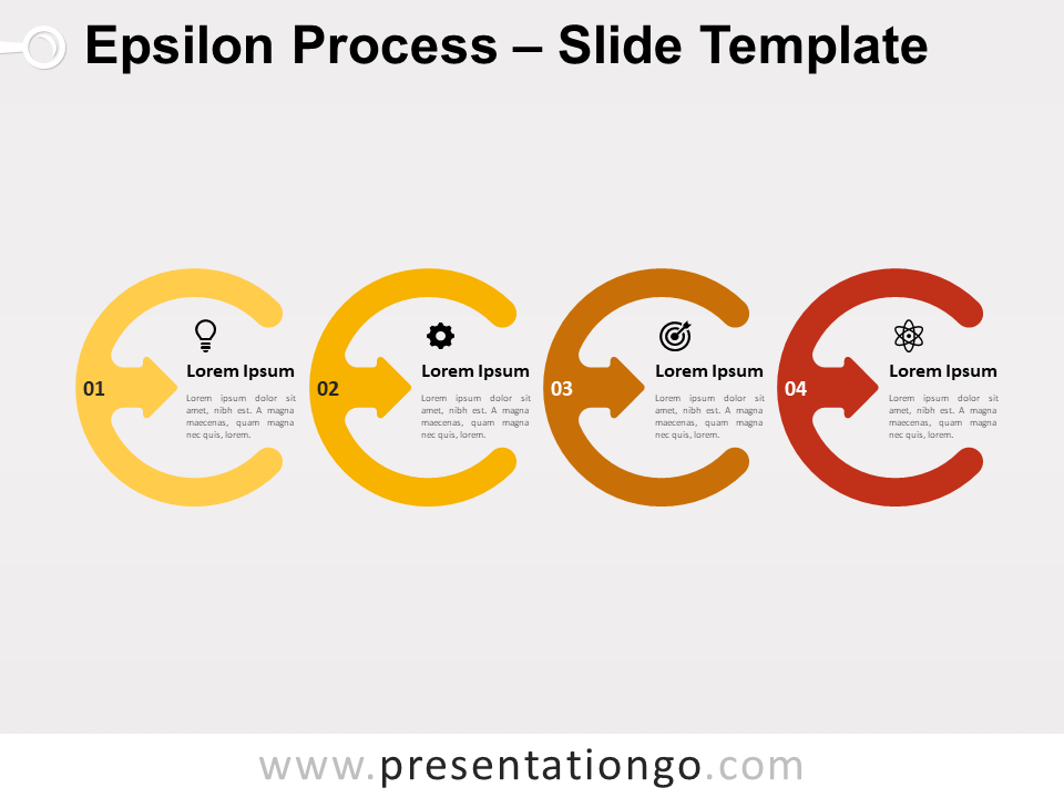 Free Epsilon Process for PowerPoint