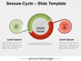 Free Seesaw Cycle for PowerPoint