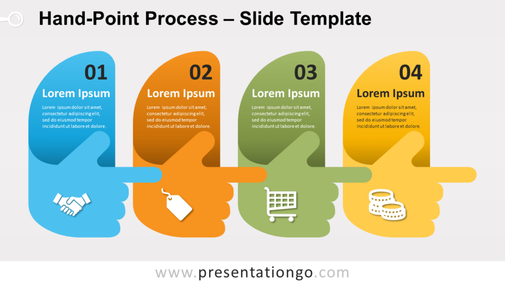 Free Hand-Point Process for PowerPoint and Google Slides