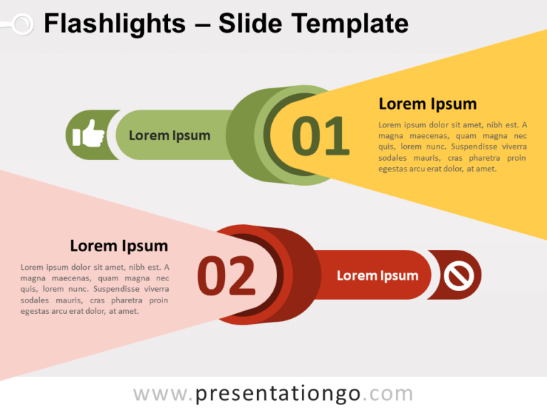 Free Flashlights for PowerPoint