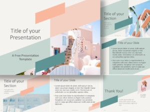 ROMANTIC SUMMER Template for PowerPoint and Google Slides