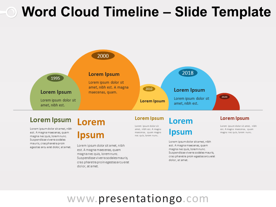 Free Word Clouds Powerpoint Templates Presentationgo Com