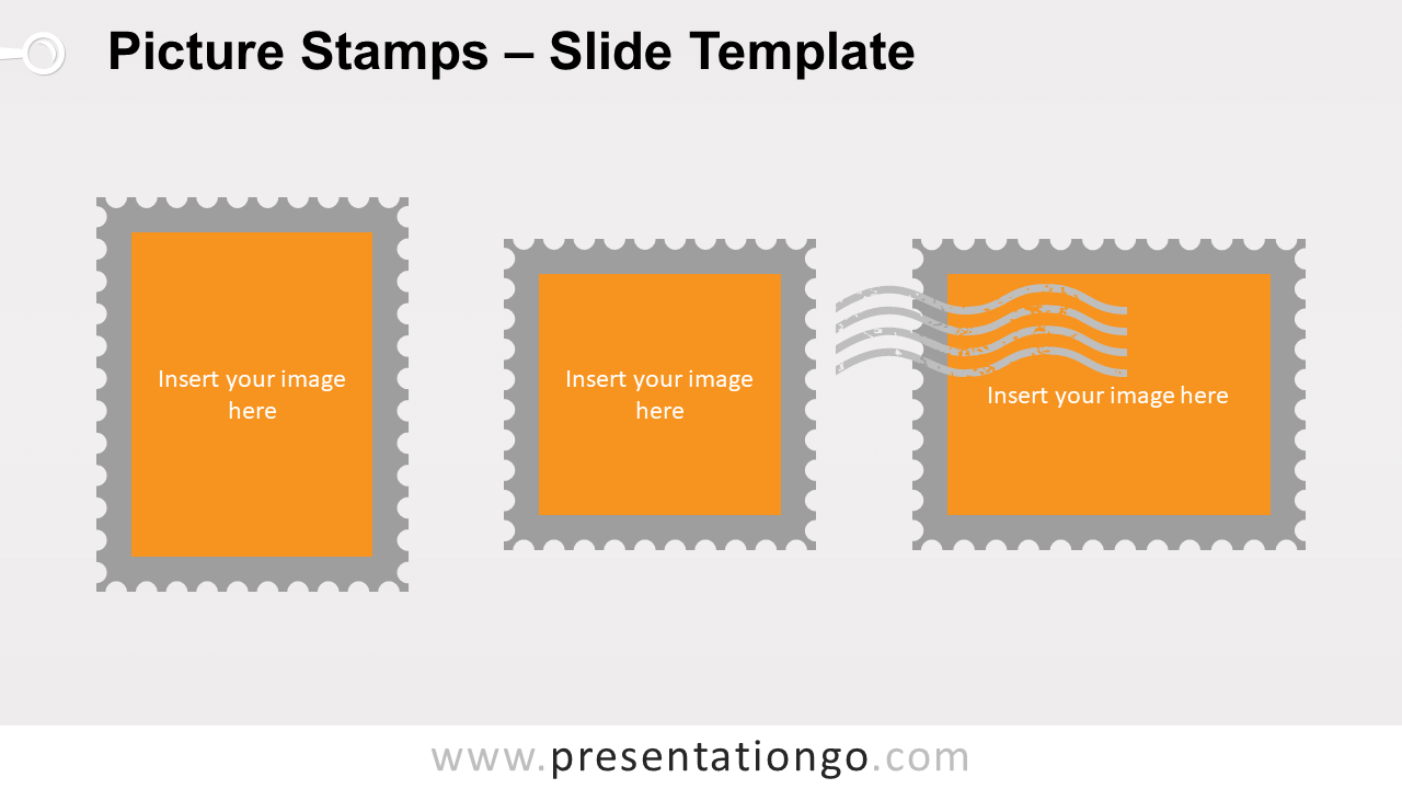 Free Picture Stamps for PowerPoint and Google Slides