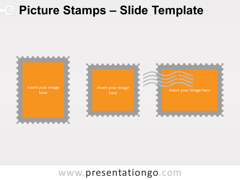 Picture Stamps for PowerPoint