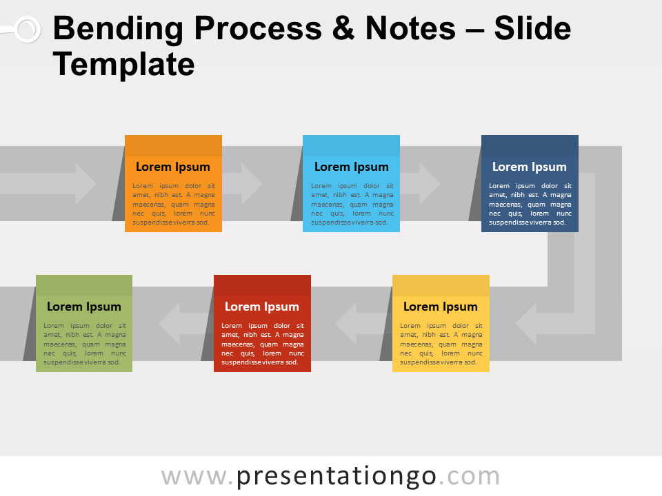 Free Bending Process & Notes for PowerPoint