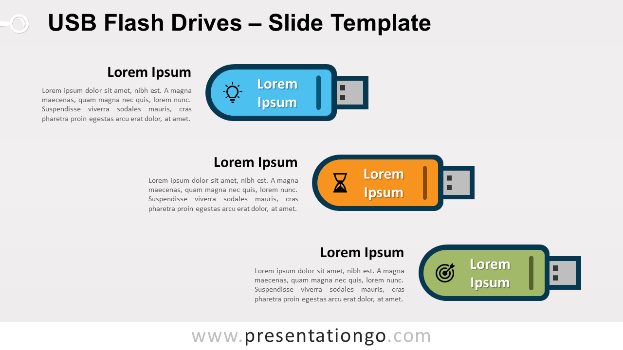 Free USB Flash Drives for PowerPoint and Google Slides