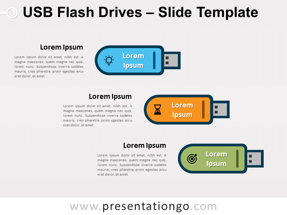 Free USB Flash Drives for PowerPoint