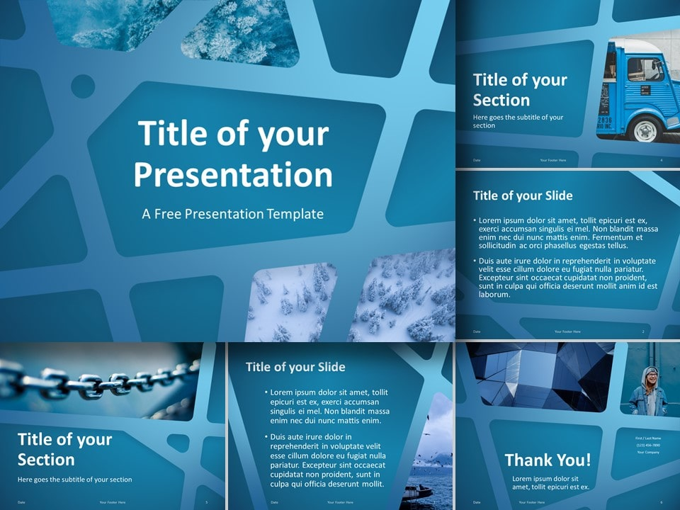 Free Powerpoint Templates About Network Presentationgo Com