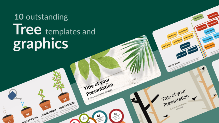 10 Outstanding Tree Templates and Graphics for Presentations