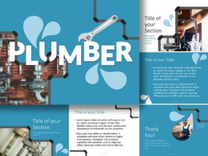 Free PLUMBER Template for PowerPoint and Google Slides