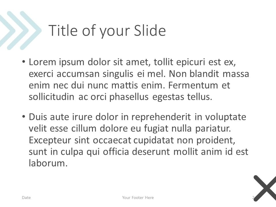 Free Concert Template for PowerPoint – Title and Content Slide (Variant 1)