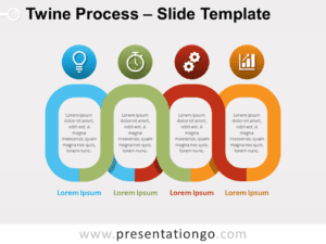 Free Twine Process for PowerPoint