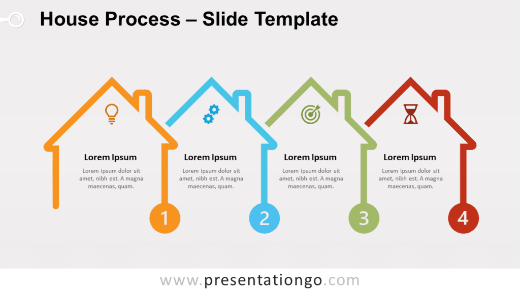 Free House Process for PowerPoint and Google Slides