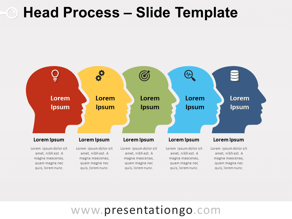 Free Head Process for PowerPoint